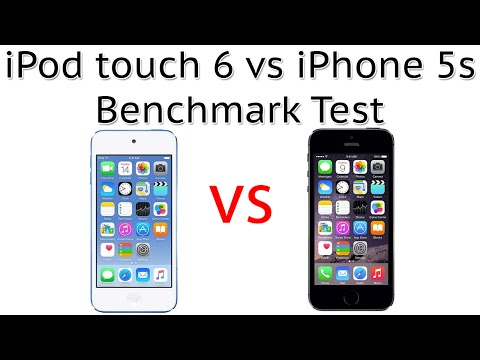 ipod camera vs iphone 6