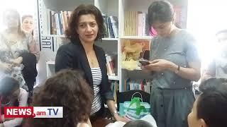 Վարչապետի կինը հունիսի 1-ը նշեց քաղցկեղով հիվանդ երեխաների հետ