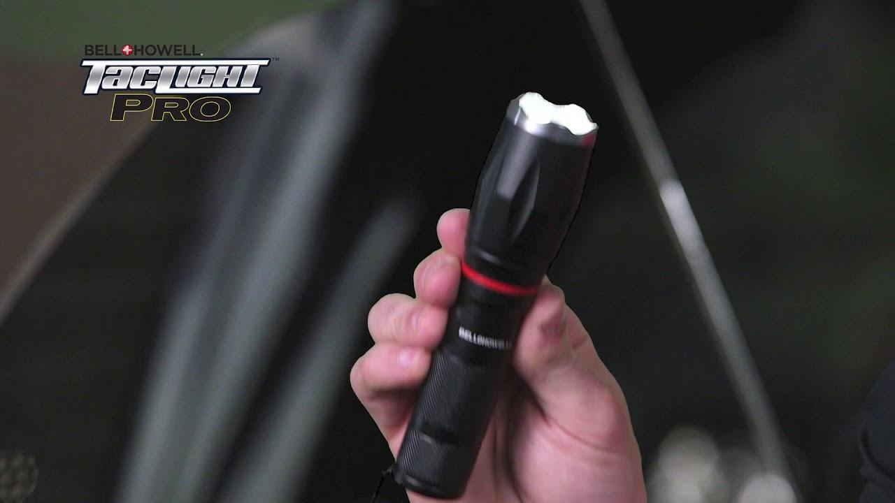 Tac Light Pro Die Starke Kombi Aus Taschenlampe Und Laterne