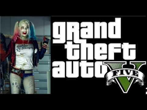 Harley quinn is comming to GTA V soon