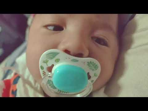 ASMR  【生活短片】媽媽最愛的奶嘴聲😆😆😆
