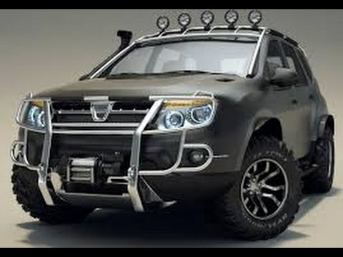 vid o d 39 images de dacia duster tuning part 2 youtube. Black Bedroom Furniture Sets. Home Design Ideas