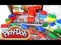 Play Doh Carros 2 En espanol- Juegos Play-doh| 12 Carros - Carros2| Mundo de Juguetes