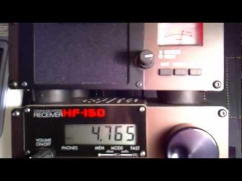 Tajik Radio 1  4765Khz Dushanbe-Yangiyul