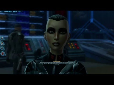 SWTOR: Blackhole / CZ-198 Credit Run (Red October)