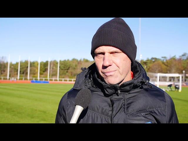 Inför Falkenbergs FF - IFK Värnamo, Superettan 2018 1