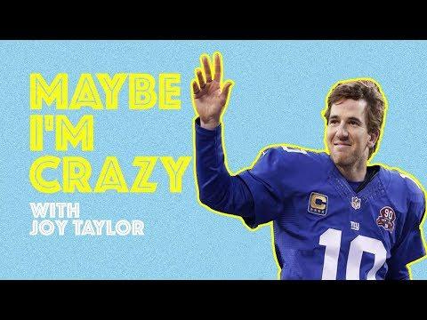 New York Giants' Snacks Harrison on OBJ, Eli Manning and snacks | EPISODE 25 | MAYBE I
