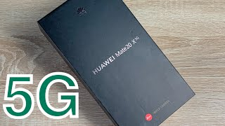 Huawei Mate 20 X 5G Unboxing & First Look