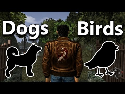 Shenmue Music: FREE 1 (Dog & Bird Sounds) 🐶🐦