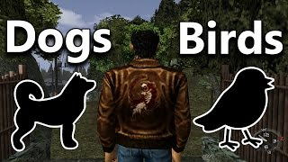 Shenmue Music: FREE 1 | Dog & Bird Sounds 🐶🐦