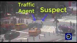 Red Ice on Times Square Car Attack