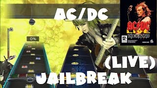 AC/DC - Jailbreak (Live) - AC/DC Live: Rock Band Track Pack Expert Full Band