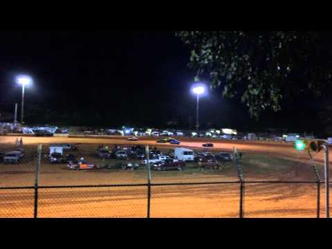 FWD Racing at Harris Speedway Forest City, NC July 5 2015 1