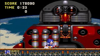 Sonic 3 Knuckles All Bosses