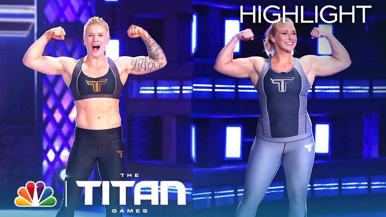 'The Titan Games' Premiere Results Spoilers: Who Won ...