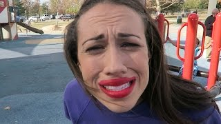 Miranda Sings goes to the Park