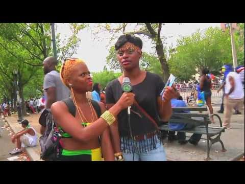 Caribbean American Labor Day 2011 video
