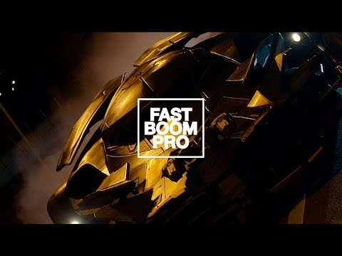 FAST BOOM PRO - BATMOBILE IN MOSCOW (TEASER)