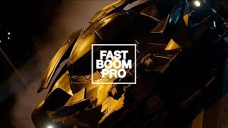 FAST BOOM PRO BATMOBILE IN MOSCOW (TEASER)