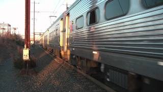 Railfanning At Jersey Avenue 12-8-11 (With NS Local, Meets, Triple Meets, Hornshows, And More)