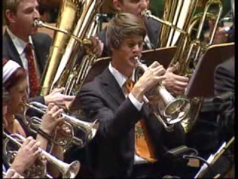 Classical Music - Austrian Brassband plays Cibulka