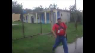Visita del Noticiero FCCHCH 3 A LA COMUNA SIMÓN RODRIGUEZ