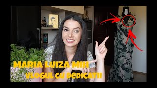 Maria Luiza Mih - Vlogul cu dedicatii Ep. 2