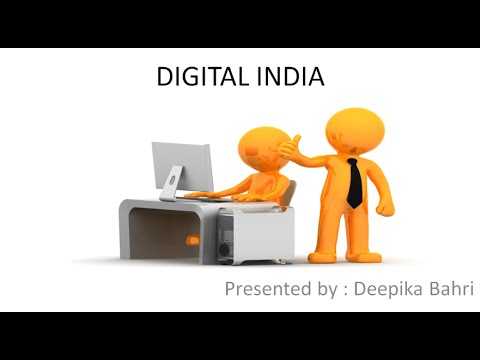 All About Digital India | Update your General Knowledge