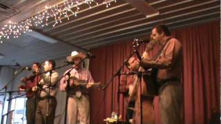 "David Davis and the Warrior River Boys - ""The Gold Rush is Over"""