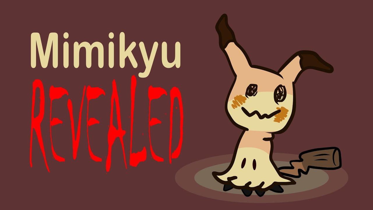 Mimikyu Revealed #Shorts