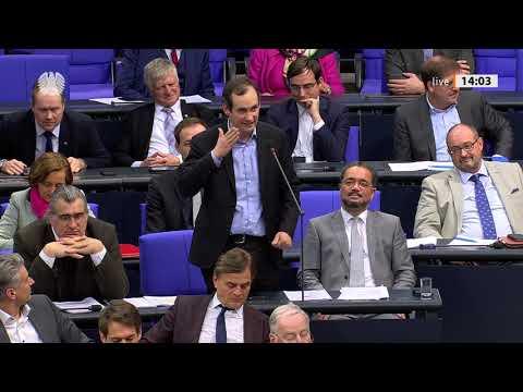 Norbert Kleinwächter (AfD) erklärt CDU Mann wie souverän Deutschland wirklich ist!