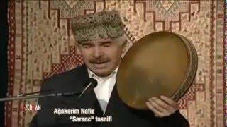 Gambar cover Sarenc tesnifi - Xanende:Agakerim Nafiz Tar:Shamil Ismayilov Kamanca:Melik Haciyev