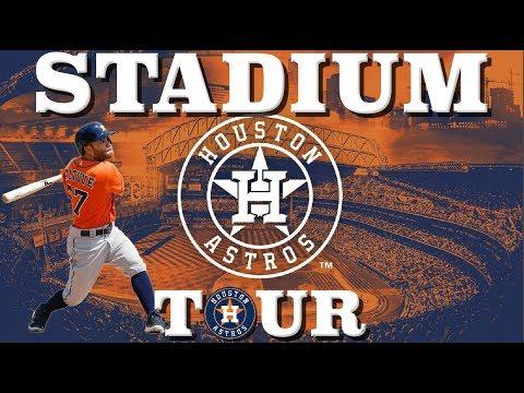Houston Astros Stadium Tour - Minute Maid Park