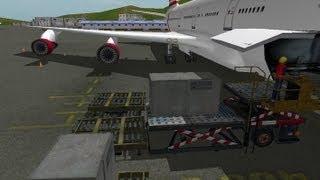Airport Simulator 2013 magyar gameplay (HUN)