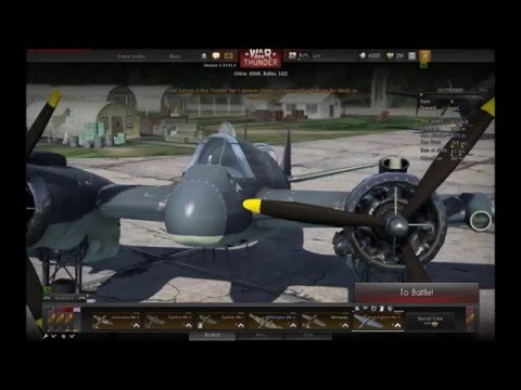 War Thunder with Friends