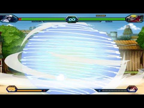 Bleach Vs Naruto 3.3 - All Ultimate Attacks