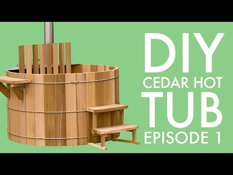 DIY Cedar Hot Tub (Episode 1): Finding Affordable Clear Cedar Boards