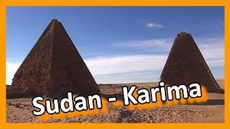 Sudan - Excavations of Napata & Jebel Barkal