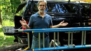 How To Stop The Ladder On Your Truck From Whistling