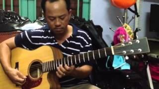 Mười măm tái ngộ * hòa tấu guitar Lâm - Thông)