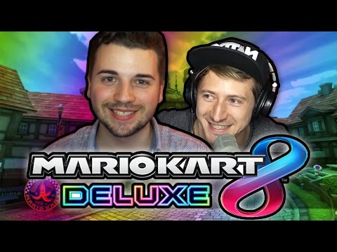 WIR GLAUBEN AN SEX! | Mario Kart 8 Deluxe