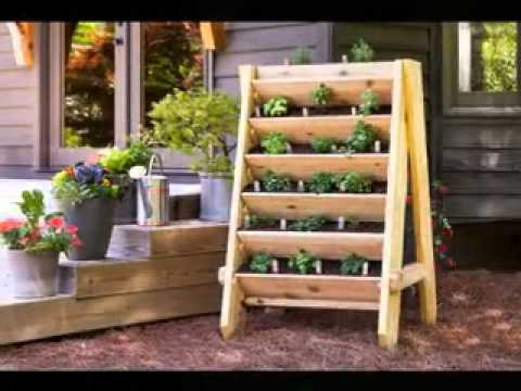 Cool Vertical Herb Garden Ideas YouTube