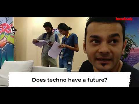 Techno has come to the limelight - Arjun Vagale at VH1 Supersonic 2018 | bandook Interview