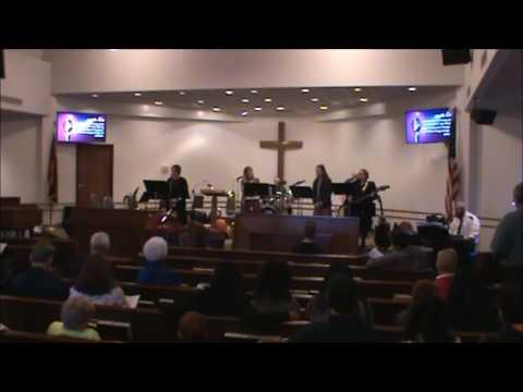 Music Sunday Salvation Army Springfield MO 2016