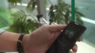 ウォークマン「NW-ZX300」ハンズオン