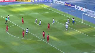 India 0-0 IR Iran (AFC U16 Malaysia 2018 : Group Stage)