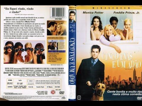 Trailer do filme Cinco Evas e Um Adão