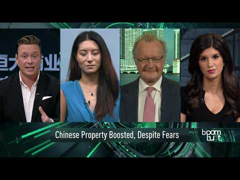 Record Number of Americans Quitting & China Properties Get Boost, Despite Evergrande