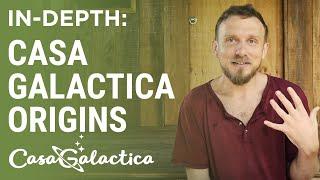 The Origins of Casa Galactica - Channeling + Plant Spirit Healing