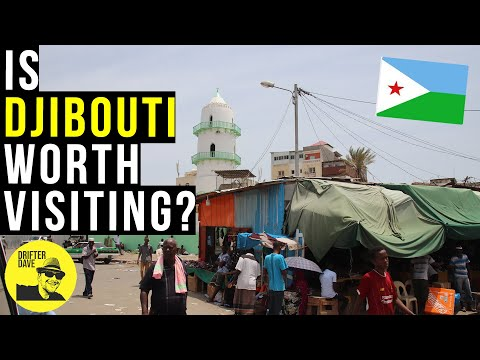 Don't try to vlog in Djibouti (My experience in the most camera-phobic country I've ever visited) 🇩🇯